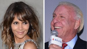 Halle Berry und Ric Flair