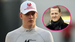 Mick und Michael Schumacher