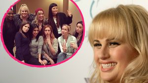 "Rebel Wilson: Dreh-Reunion mit ""Pitch Perfect""-Crew!"
