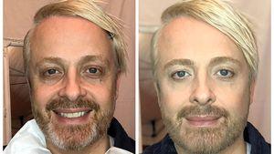 Ehrlich: Ross Antony zeigt sich ohne Make-up auf Instagram