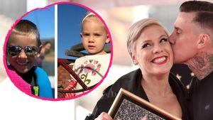Stolze Eltern: Pink und Careys Kind Willow feiert Geburtstag