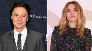 Haben Zach Braff und Florence Pugh heimlich geheiratet?