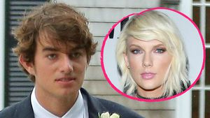 Conor Kennedy und Taylor Swift