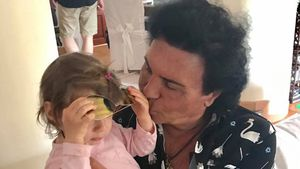 Süß: So gratuliert Sophia Cordalis ihrem Opa Costa zum B-Day