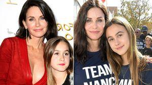 Courteney Cox' Tochter Coco ist ein echter Teenie geworden!