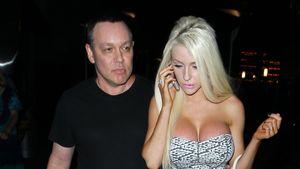 Courtney Stodden und Ehemann Doug Hutchison 2013
