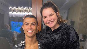 Corona-Komplikationen! Ronaldos Schwester muss in Klinik