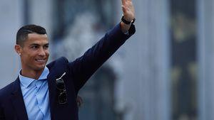 #Spielerfrau: Verena Kerth bezirzt Cristiano Ronaldo!