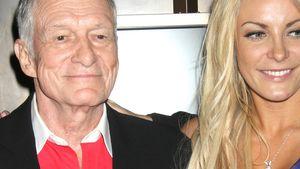 Sind Hugh Hefner & Crystal Harris wieder ein Paar?