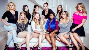 """Die Kandidatinnen von """"Curvy Supermodel"""""""