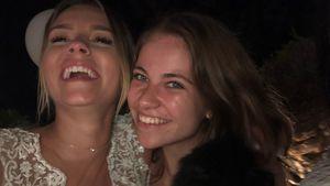 BFF grenzenlos: Für Dagis Hochzeit kam Melina aus Island!