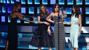 Fashion-Fauxpas: Dakota Johnson platzt das Kleid!