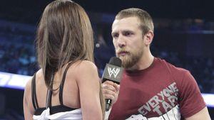 So fies behandelt Daniel Bryan seine Freundin