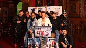 Ex-DSDS-Daniel: Auf Tour mit seinen Freunden!
