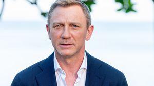 Endlich wieder fit: Daniel Craig trainiert im Fitness-Studio