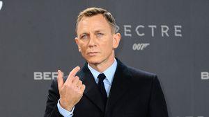 """Daniel Craig auf der """"Spectre""""-Premiere in Berlin"""