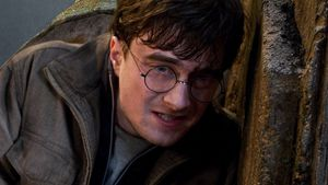 """Daniel Radcliffe am Set von """"Harry Potter und die Heiligtümer des Todes"""""""