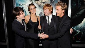 """""""Harry Potter""""-Star Rupert wird Vater – und seine Kollegen?"""