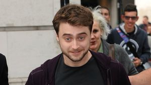 Daniel Radcliffe in London