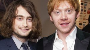 """Harry Potter""-Reunion: Daniel & Rupert vereint"