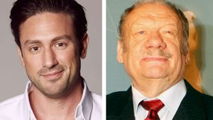 Bachelor Daniel: So waren die letzten Tage mit Opa Wolfgang