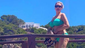 Mit Bikini-Bild: Dani Katzenberger scherzt über Cellulite