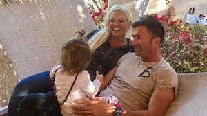 Daniela Katzenberger, Lucas Cordalis und Tochter Sophia auf Mallorca