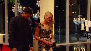 Daniela und Bachelor Leonard nach der Entscheidung