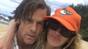 Superselten: Julia Roberts postet Selfie mit ihrem Mann!
