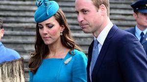 Mark Shand (✝62): Will & Kate fühlen mit Camilla