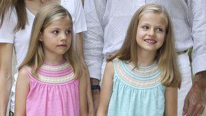 König Felipe & seine Prinzessinnen im Malle-Urlaub