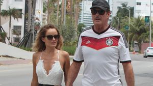 David Hasselhoff heiratet Hayley: Ort & Datum sind nun fix!