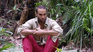 David Ortegas Dschungel-Leiden: Er hat 7 Kilo abgenommen!
