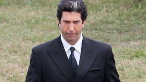 Verwandlung: David Schwimmer als Robert Kardashian Sr. (✝59)