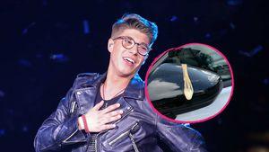 Polizei involviert: Benutzte Kondome auf DSDS-Davins Auto!