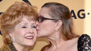 Rührende Geste: Doppel-Begräbnis für Carrie und Debbie?