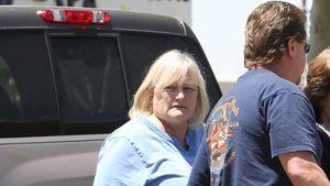 Debbie Rowe am Muttertag in Hollywood