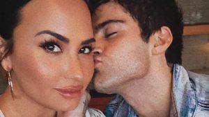 Zum 28.: Max Ehrich macht Demi Lovato süße Liebeserklärung!