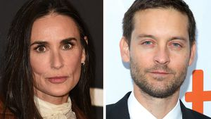 Demi Moore und Tobey Maguire