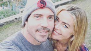 Unter der Haube: Denise Richards und Aaron haben geheiratet