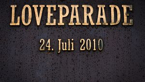 Denkmal für die Opfer der Loveparade 2010
