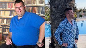 """Magenbypass: """"Traumfrau gesucht""""-Dennis hat 90 Kilo verloren"""