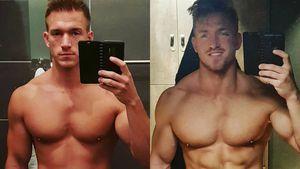 Wegen Gym-Entzug: Patrick Fabian verliert seinen Sixpack