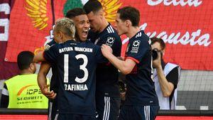 Jetzt ist alles fix! FC Bayern ist wieder Deutscher Meister