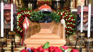 Alle Bilder: So emotional war Niki Laudas (†) Trauerfeier!