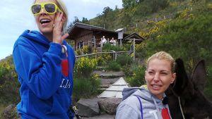 Giulia Siegel und Verena Kerth
