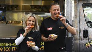 Nach Brand: Willi Herrens (†) Foodtruck wird neu aufgebaut