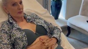 Kryolipolyse: Désirée Nick lässt eiskalt ihr Fett reduzieren