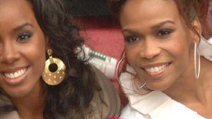 Süß: Ex-Destiny's Child passen auf Blue Ivy auf