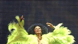 Diana Ross schmückt sich mit fremden Federn!